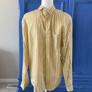 Ami by alexandre mattiussi bottom up shirt